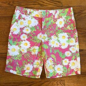 Lilly Pulitzer daisy shorts